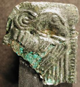 Bronze guldgubber
